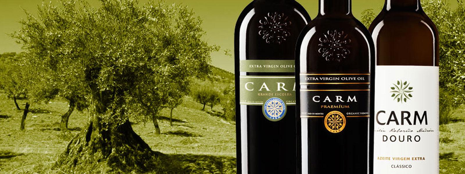 CARM Olive OILS