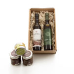 Marvalhas Gift Set of Carm gourmets and Carm Olive Oils