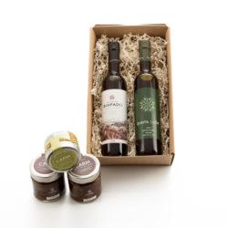 Marvalhas Nothing But Olives Gift Set