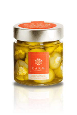 CARM Stuffed Peppers