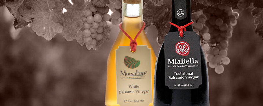 Marvalhas balsamic vinegar header