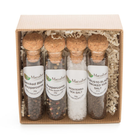 MARVALHAS 'FLAVOR BURST' GIFT SET