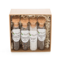 Marvalhas Peppercorn and Sea Salt Gift Set