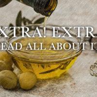 Extra Virgin Olive Oil By Marvalhas