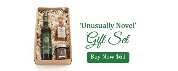 Marvalhas Unusually Novel Gift Set